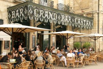 bourdeux france eat wine dine cafes restaurants