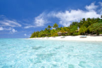 Enjoy the picture perfect beaches of the Cook Islands