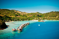 3,5 & 7 night packages from $740pp per night including all meals