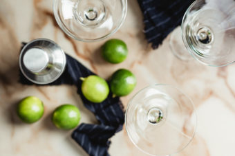 grey goose vodka martini