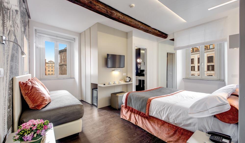 Hotels rome pantheon