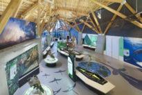 Philip J. Currie Dinosaur Museum, Alberta, Canada.