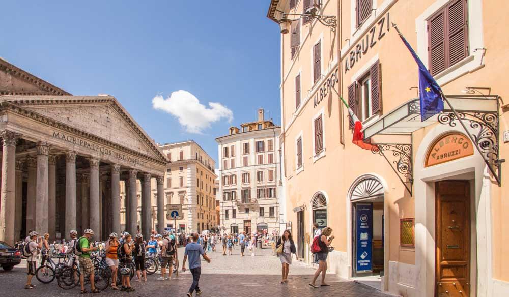 Rome piazza hotel