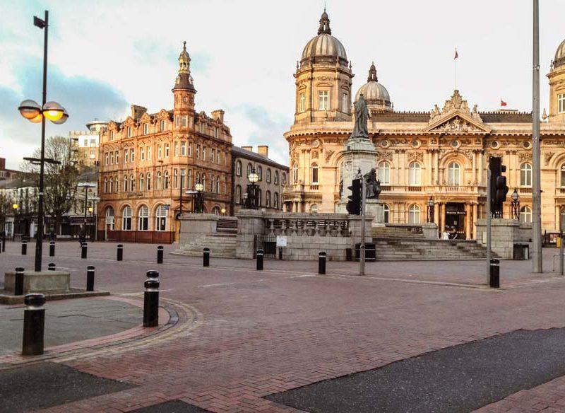 Hull city England