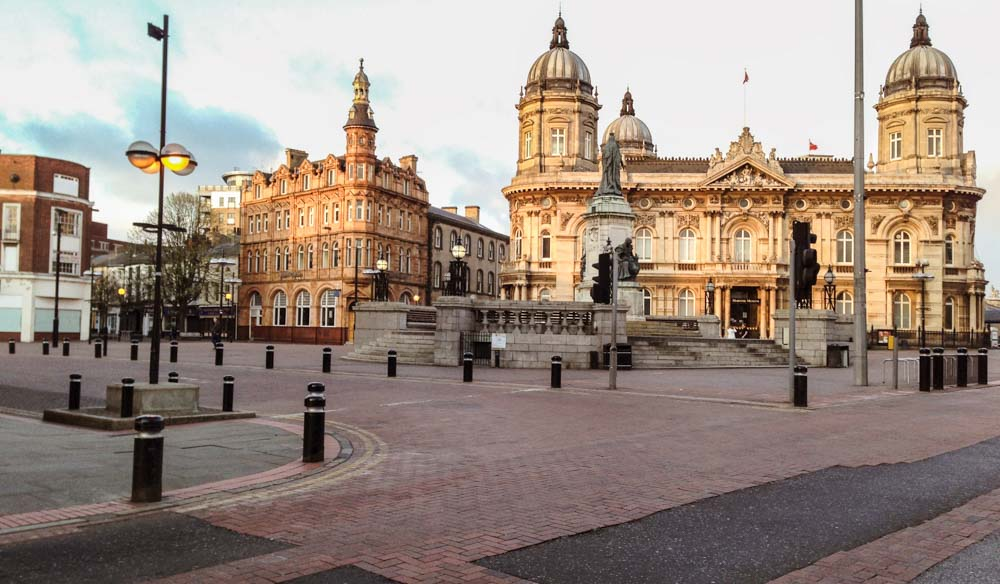 Hotels In Hull Town Centre