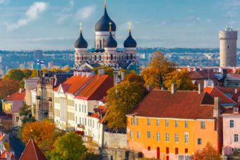 Tallinn City Estonia