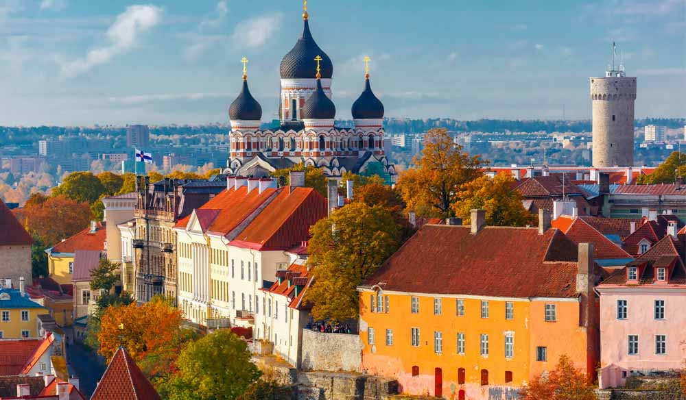 Tallinn City Estonia