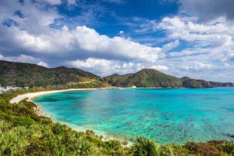 Okinawa japan tropical destination