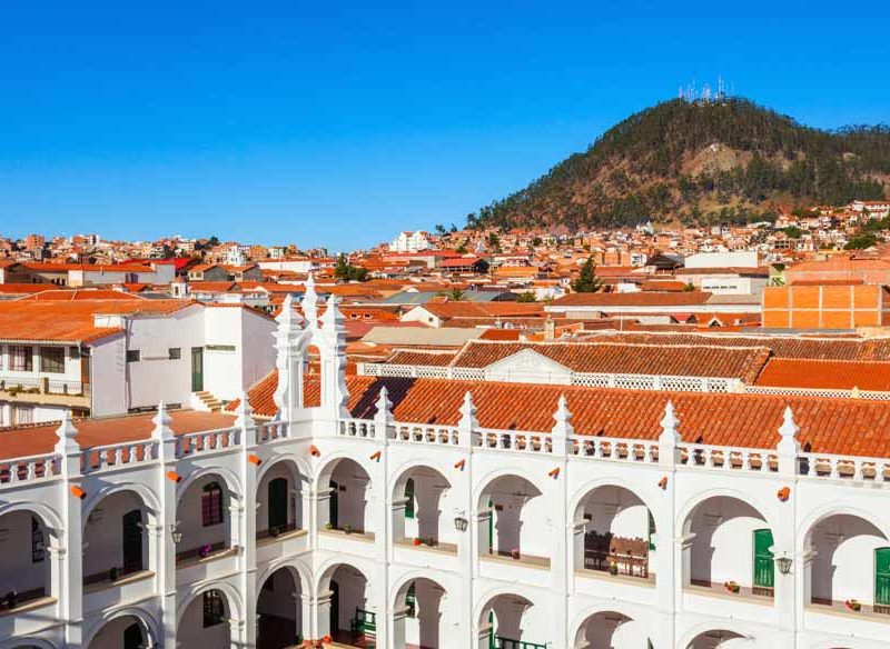 city guides Bolivia visit