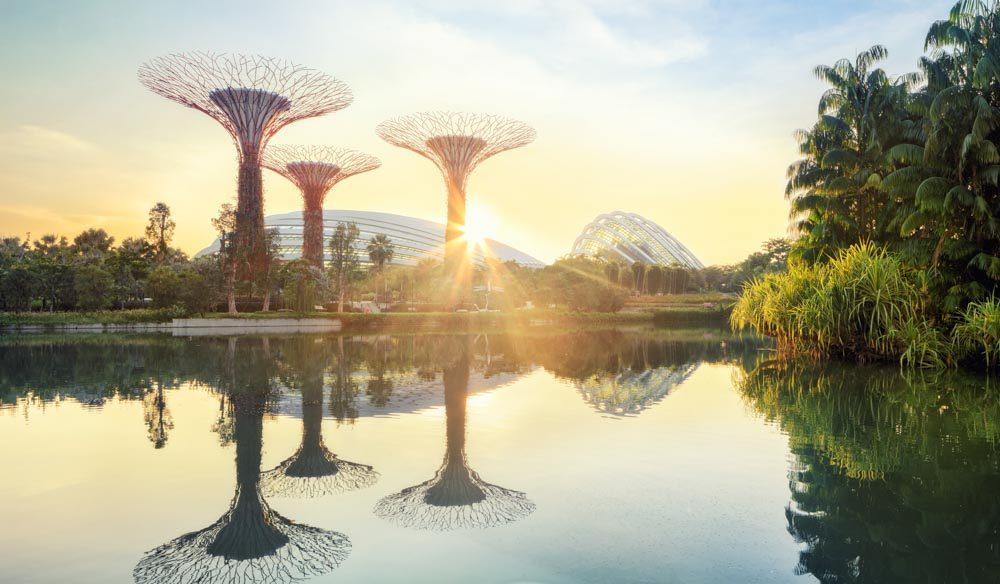 Singapore discover history
