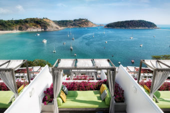The Nai Harn Phuket book with Luxury Escapes