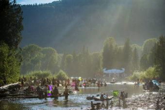 Shambhala Music Festival, British Columbia, Canada