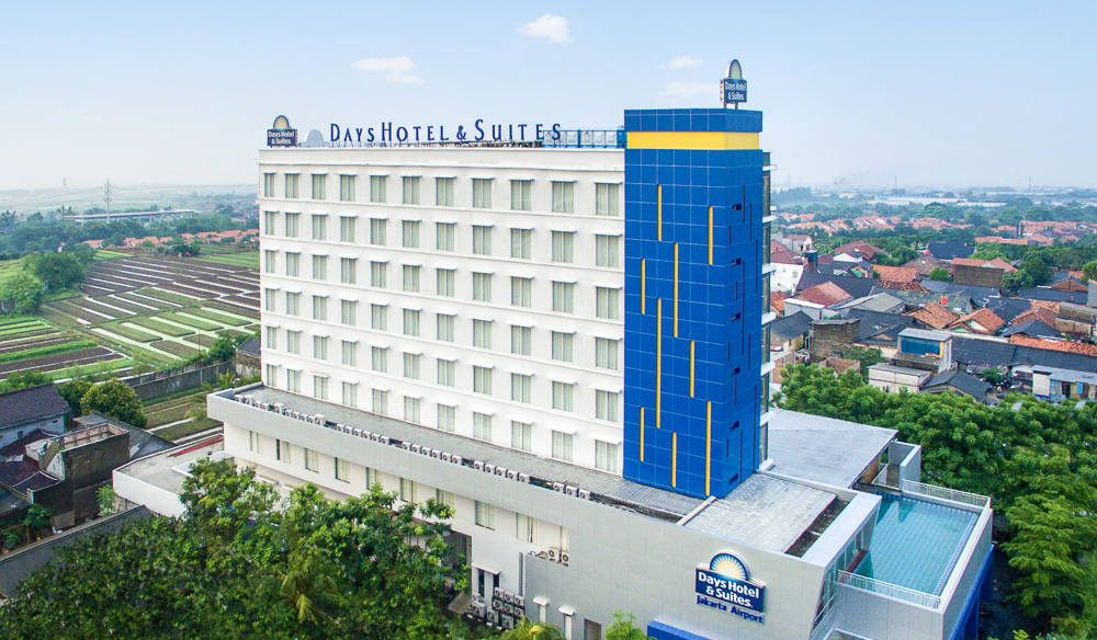 Days Hotel & Suits Jakarta Airport perfect for business and leisure