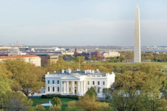 Washington USA monument history travel