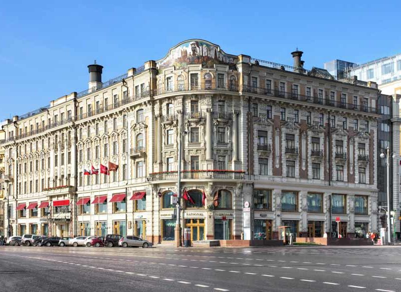 Russia stays hotel CBD