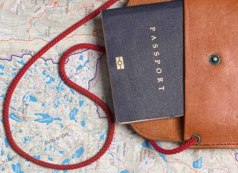 hacks passport tips