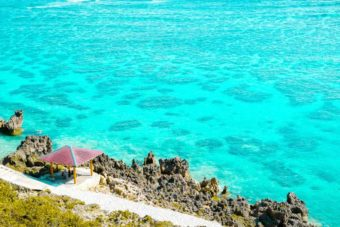 Okinawa Japan travel beach relaxation