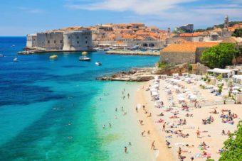 Dubrovnik Dalmatia Mediterranean