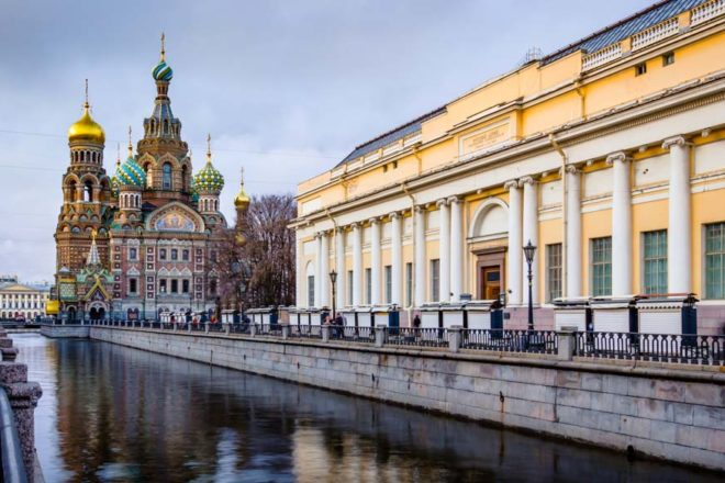Russia history church attractions