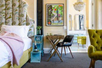 Luxury room The Silo Cape Town