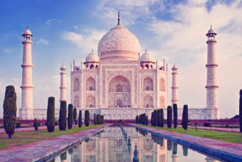 Experience the Taj Mahal with Webjet