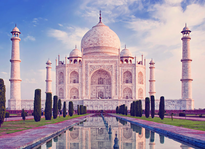Experience the Taj Mahal with Webjet