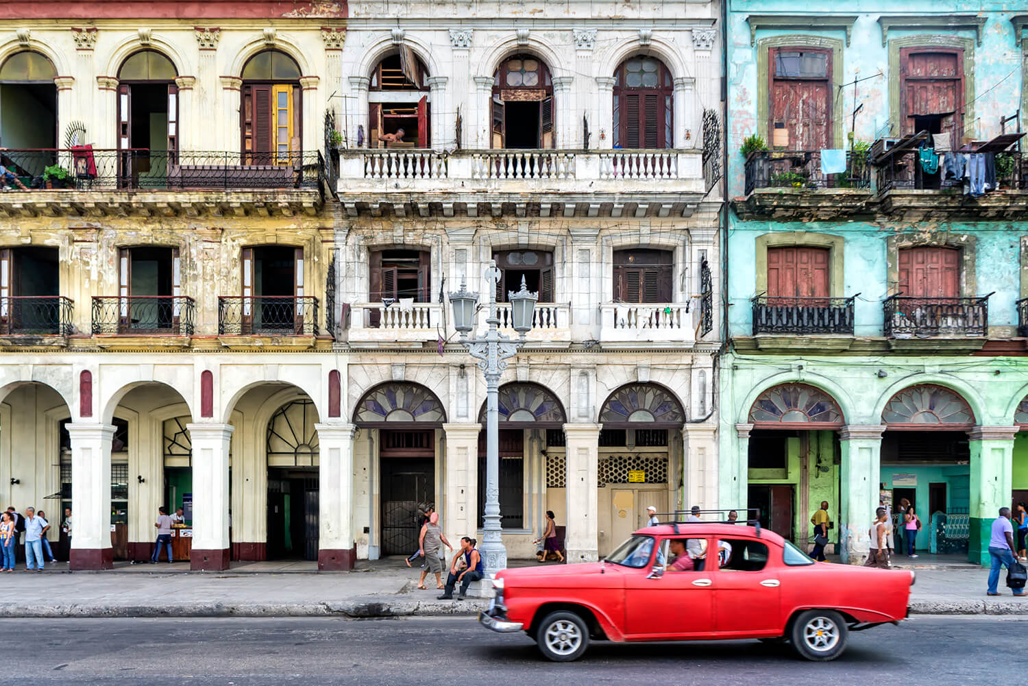 Where to stay and where to go in Havana, Cuba
