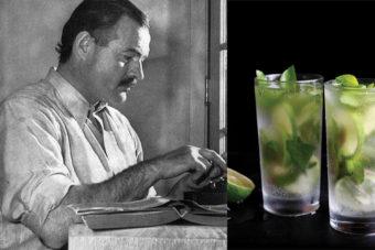 Mojito Cuba cocktail alcohol