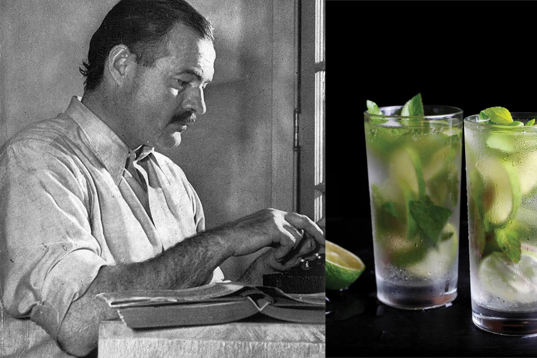 Ernest Hemingway Drink Recipe