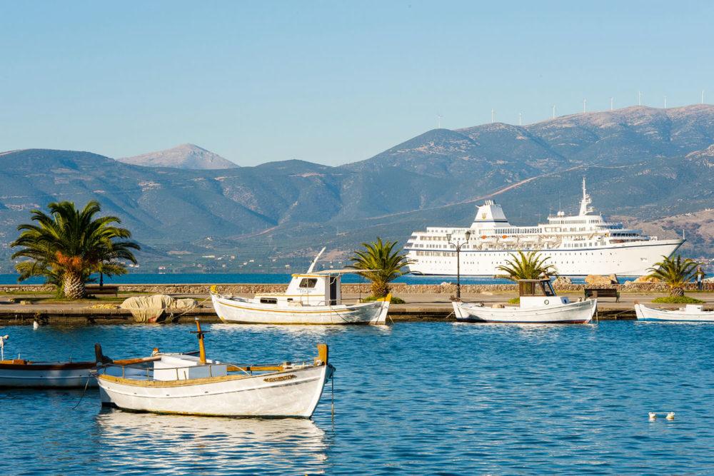 European Cruising Nauplia