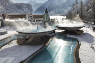 Aqua Dome Thermal Spa near Sölden