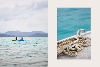 Crusing sailing swimming tropical getaways