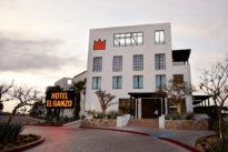 Hotel El Ganzo mexico stays accommodation pool