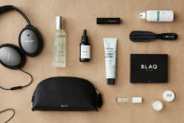 Travel pack essentials carry on baggage creams men and women