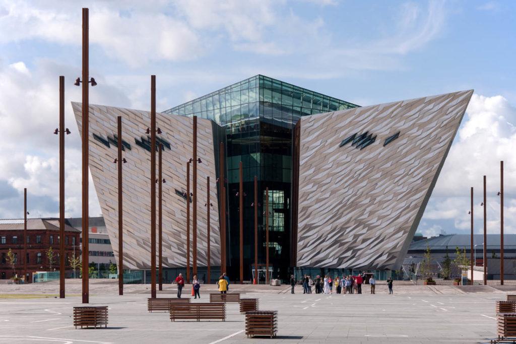 Belfast Titanic Visitor Centre