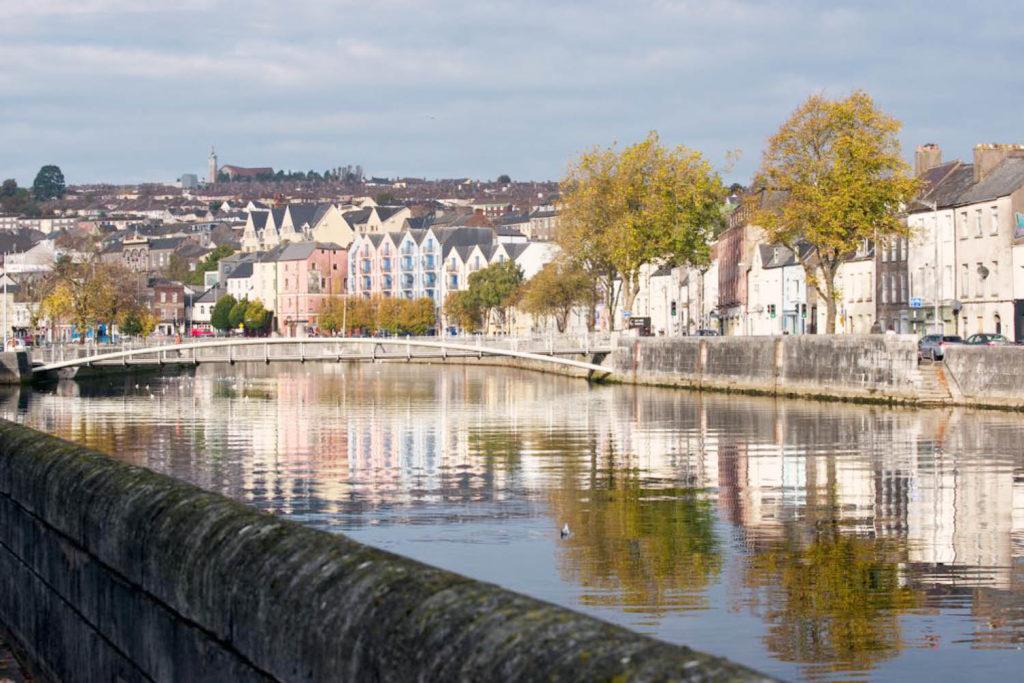 Cork City River Lee Ireland