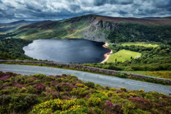 Lough Tay Ireland