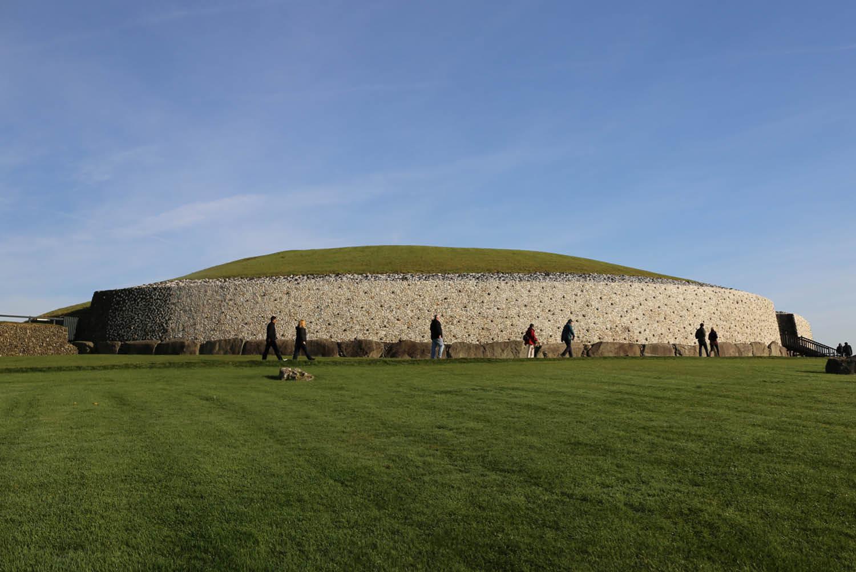 Newgrange on Irelands Ancient East