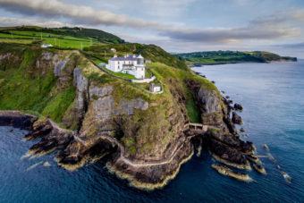 Blackhead Cutter lighthouse
