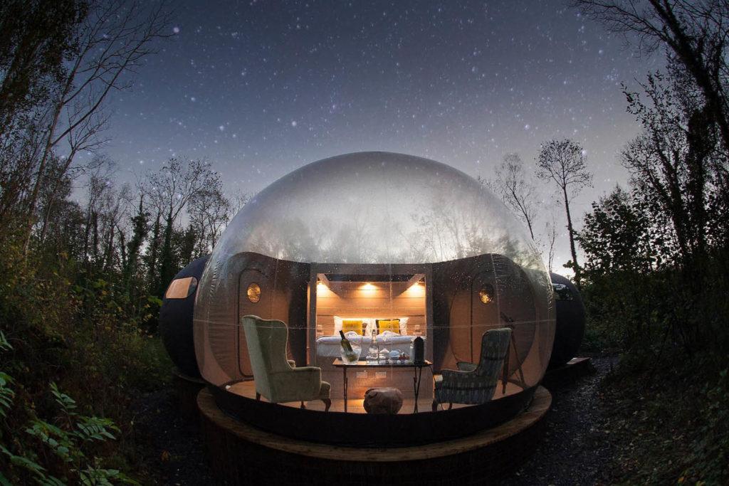 Finn Lough Bubble