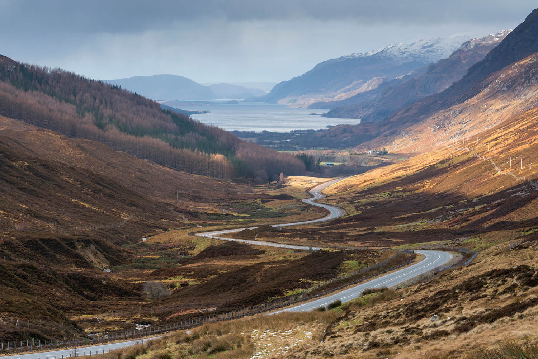 Scotland driving adventure travel europe movie sets landscape