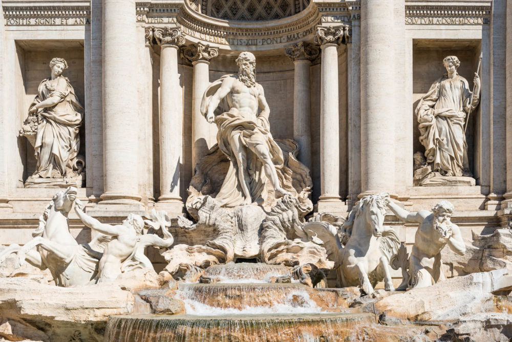 rome sights see tourist guide tour
