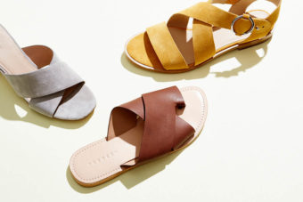 summer fashion style footwear
