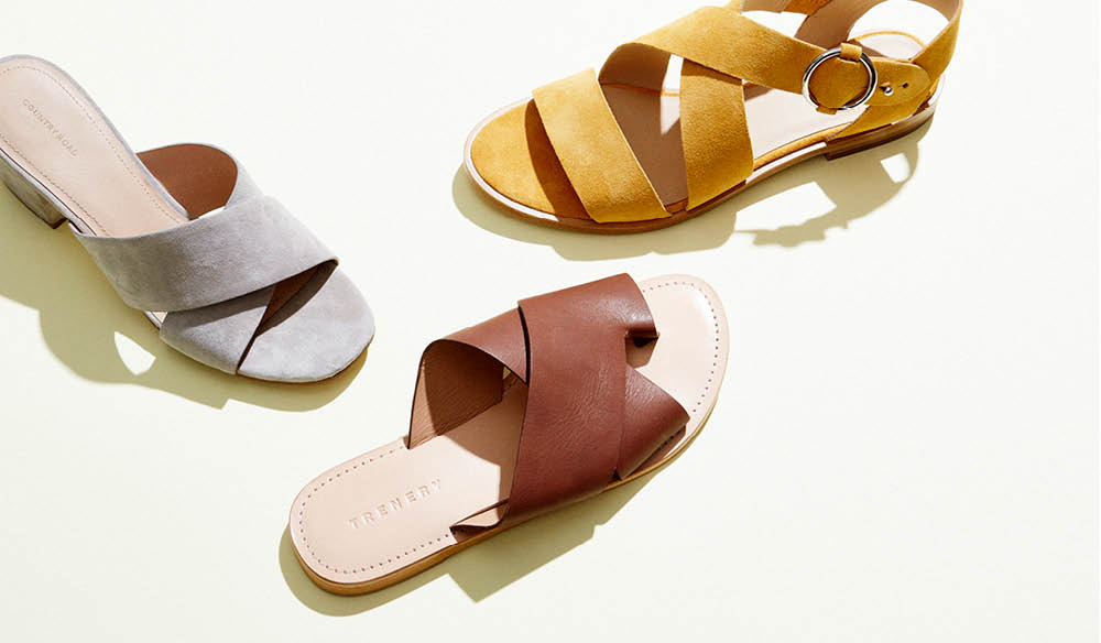 1c424ce5b24a5 How to ditch the thongs  the lazy girl s guide to chic summer sandals