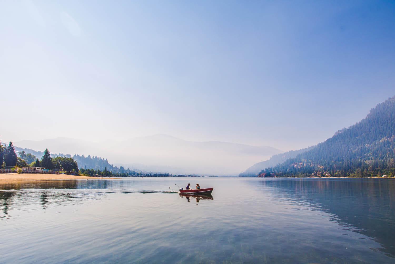adventure discover food cafe mining bridge lake canada