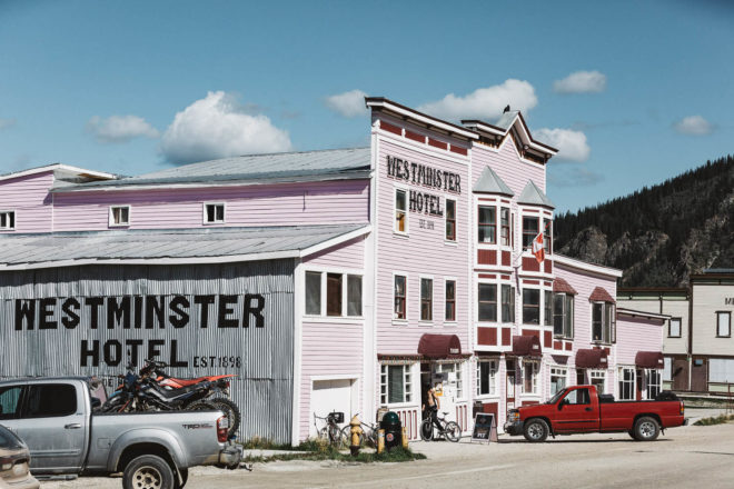 Westminster Hotel Dawson City
