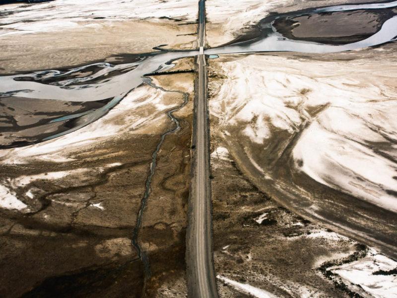 Kluane National Park Yukon Alaska Highway