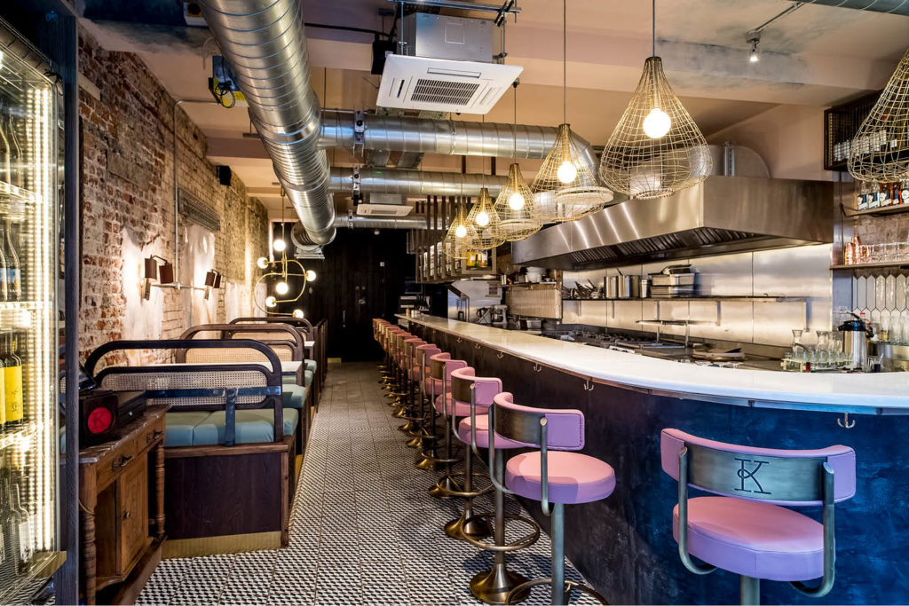 food resturants london fancy drink eat dining dishes