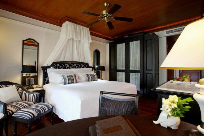 hotel accommodation villa luxury Thailand