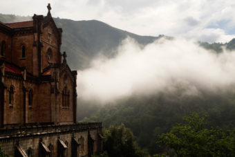 train culture mountains sights see church history